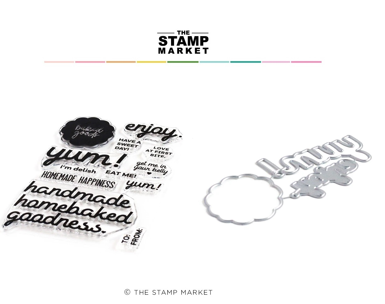 The Stamp Market セット♪ - Homemade