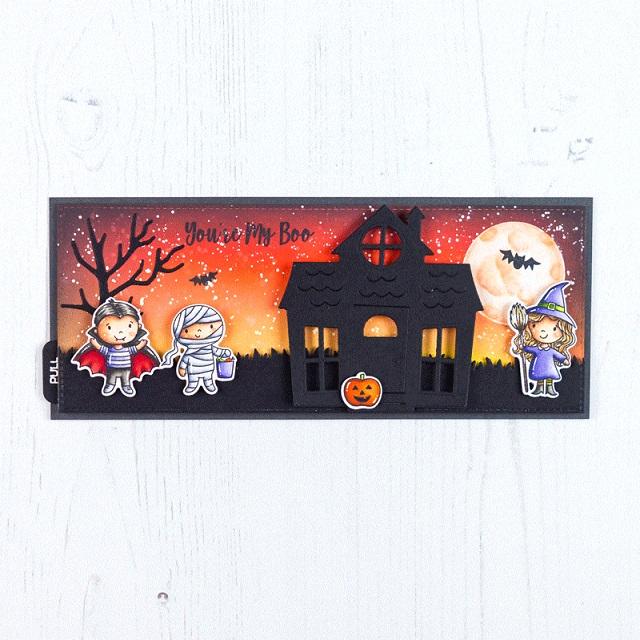 My Favorite things - CS-498 Boo Crew