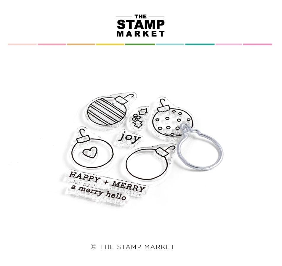 The Stamp Market セット♪ - Mini Ornaments