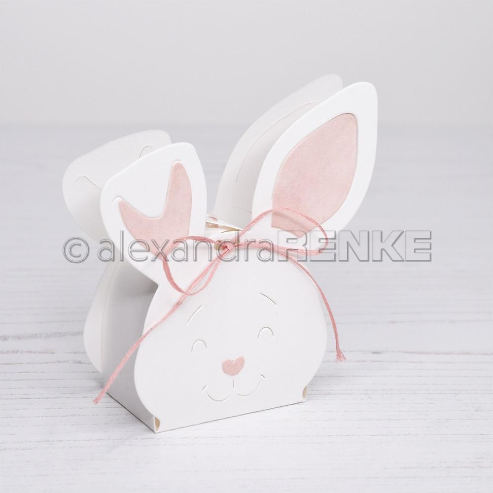 Alexandra Renke Die - D-AR-3D0039 Bunny box
