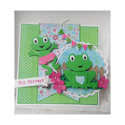 Marianne Design Collectable - COL1352 Frog