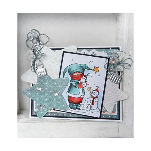 Marianne Design Collectable - COL1360 Christmas Star