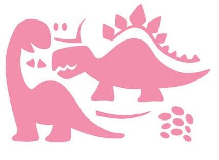 Marianne Design Collectable - COL1400 Eline's Dinosaurs