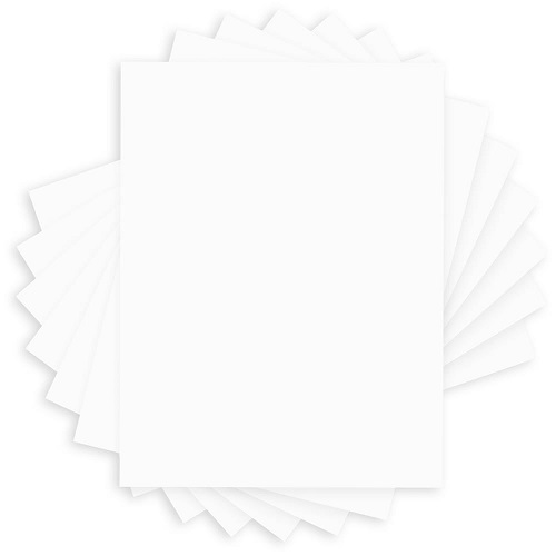 Core'dinations 110lb Smooth Cardstock 8.5X11inch - White  (377690)