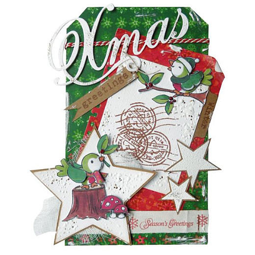 Marianne Design Collectable - COL1339 Eline's Xmas