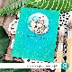 Reverse Confetti ダイ & スタンプ セット♪ - Huggable