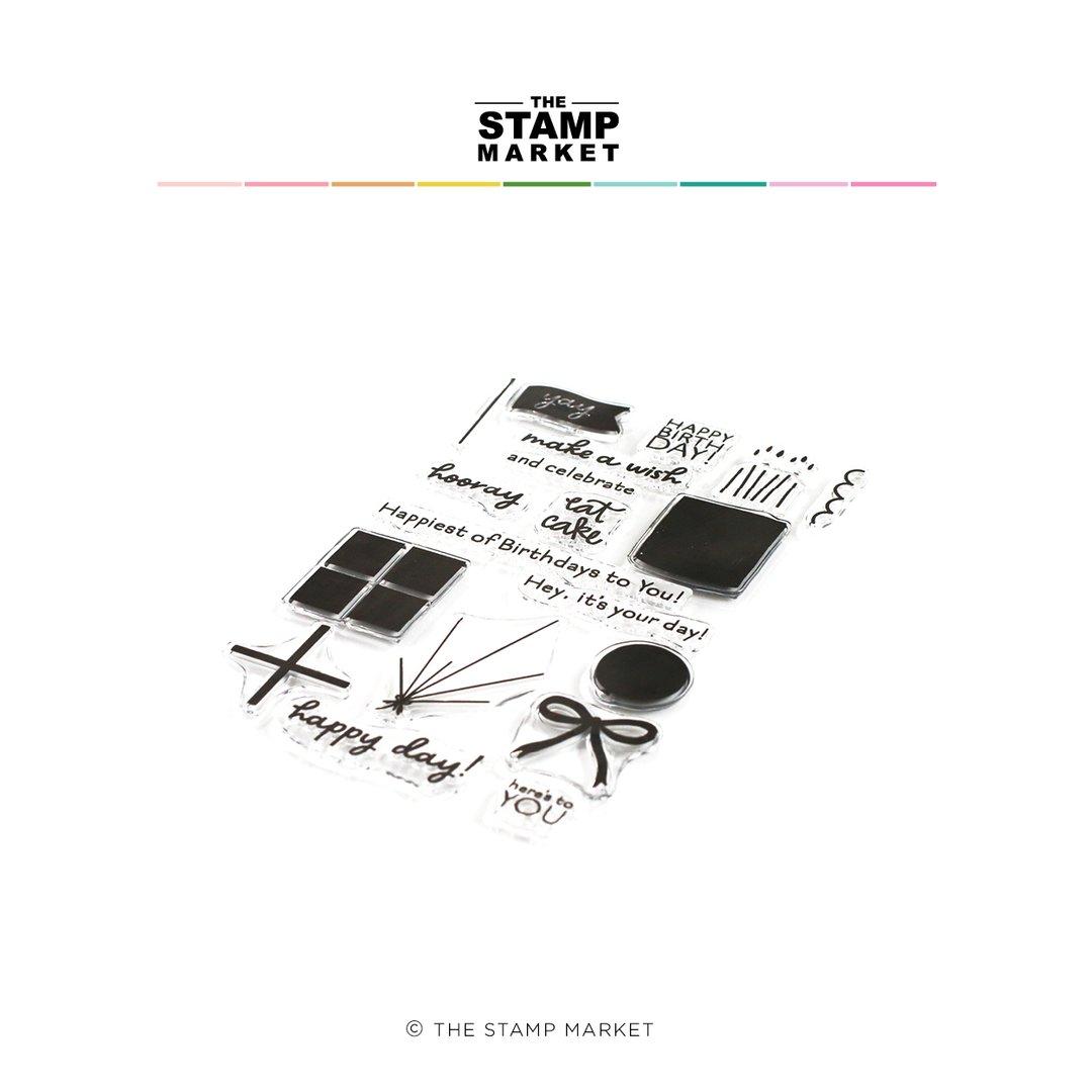 The Stamp Market Stamp - Happiest of Birthdays