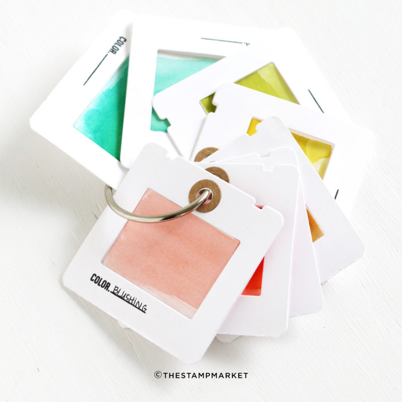 The Stamp Market セット♪ - Color Me Happy