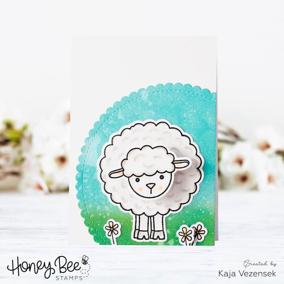 Honey Bee Stamps - セット♪ Lily The Lamb