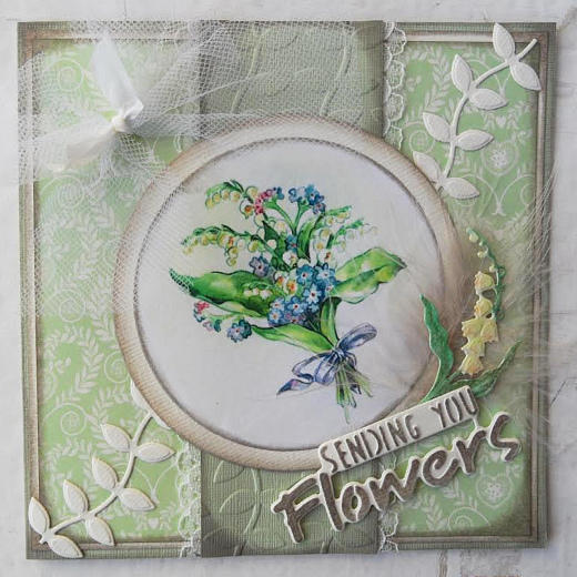 Marianne Design Craftables - CR1308 Tiny's Lily of the Valley