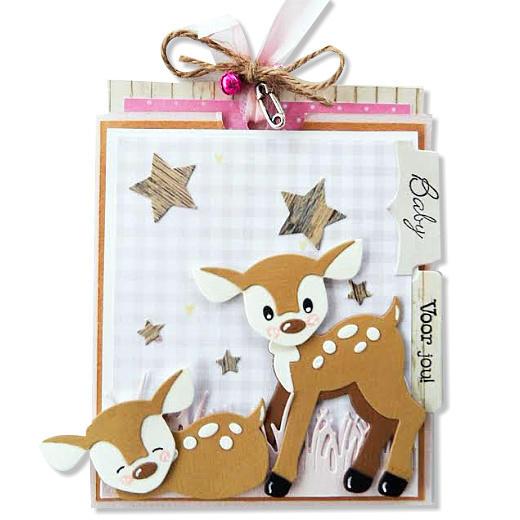 Marianne Design Collectable - COL1401 Eline's Deer