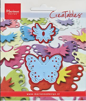 Marianne Design Creatables - LR0153 Butterfly