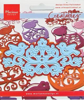 Marianne Design Creatables - LR0170 Folklore