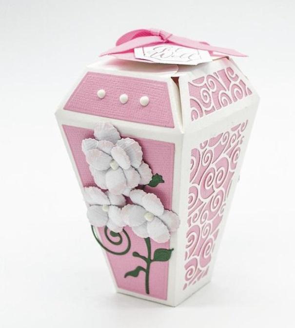 Tonic Studios - 2179E  Panache Gift Box  【中型マシン専用】