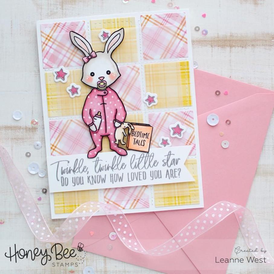 Honey Bee Stamps - セット♪ Heaven Sent