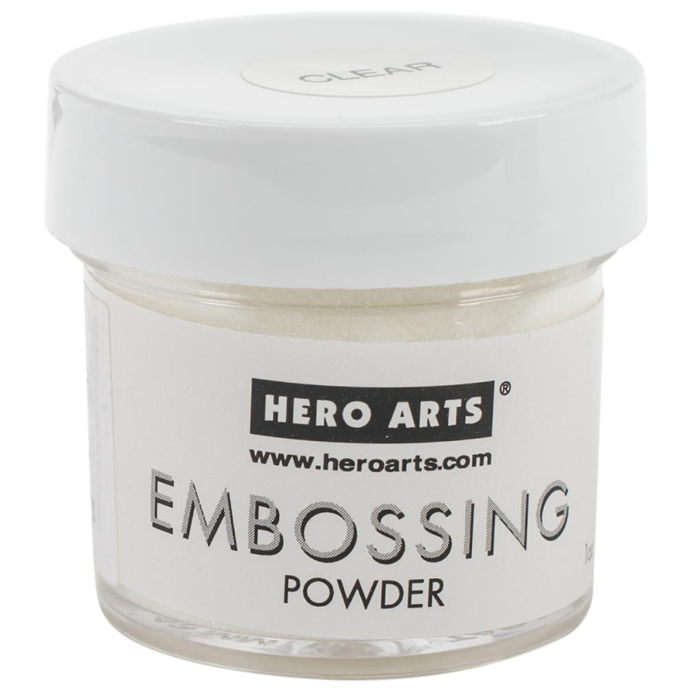 Hero Arts Embossing Powder - PW104 Clear