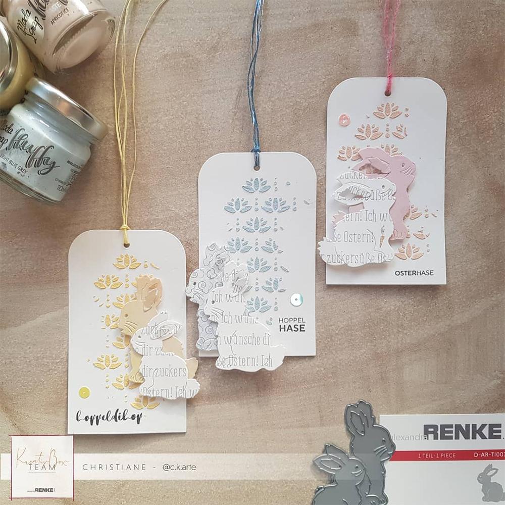 Alexandra Renke Die - D-AR-Ba0046 Labels 1