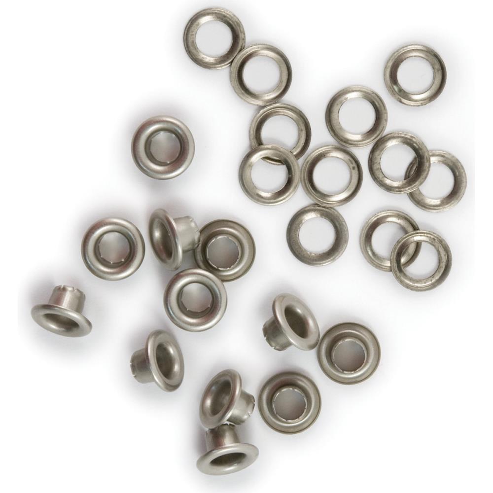 We R - 42218 Eyelets & Washers 3/16 Nickel