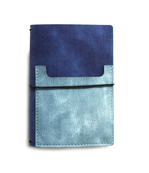 Elizabeth Crafts Traveler's Notebook - TN02 Jeans