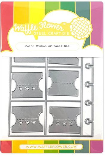 Waffle Flower Die - 310323 Color Combos A2 Panel