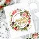 Pinkfresh Studio Washi Tape - 118221 Blossoms and Berries