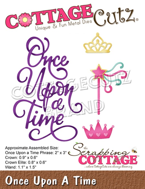 CottageCutz - CC-609 Once Upon A Time