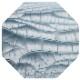 Tonic Studios - Nuvo - Crackle Mousse - 1394N Celestial Blue