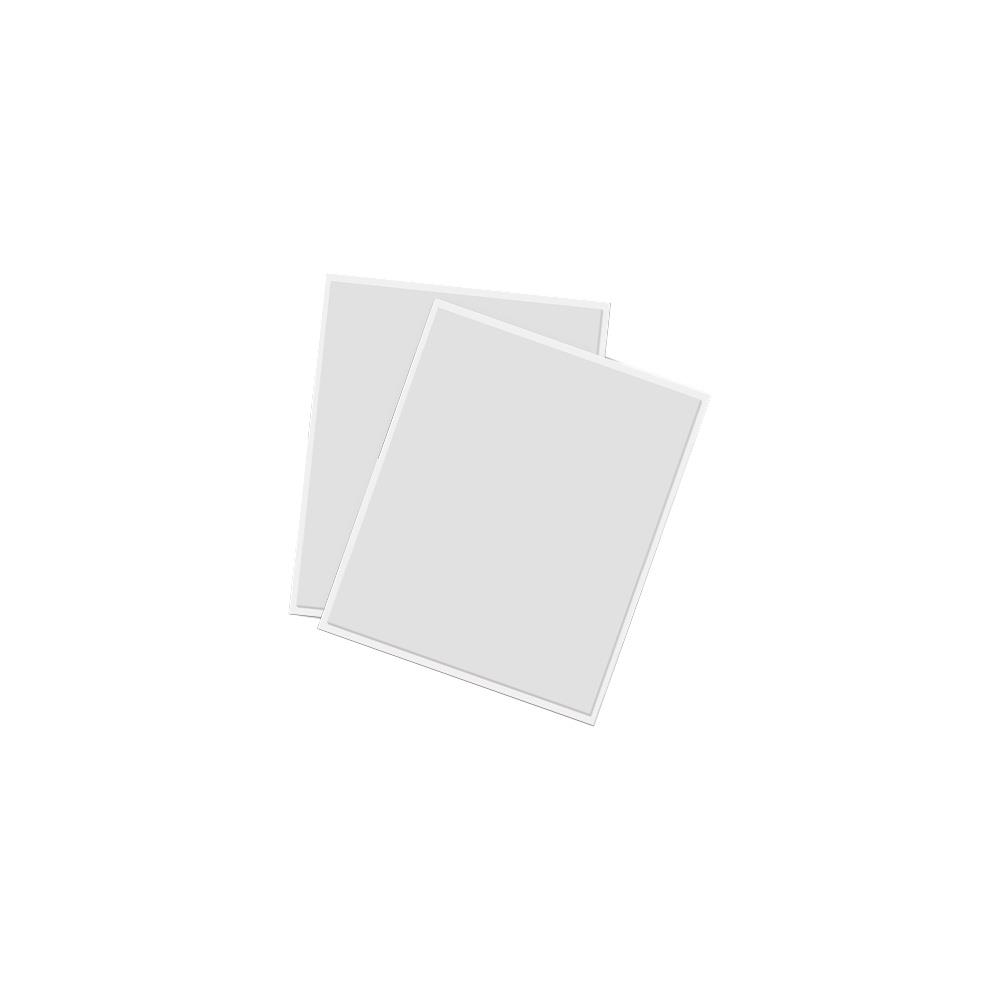 Scrapbook Adhesives - 1228 3D Foam Creative Sheets - Thin White