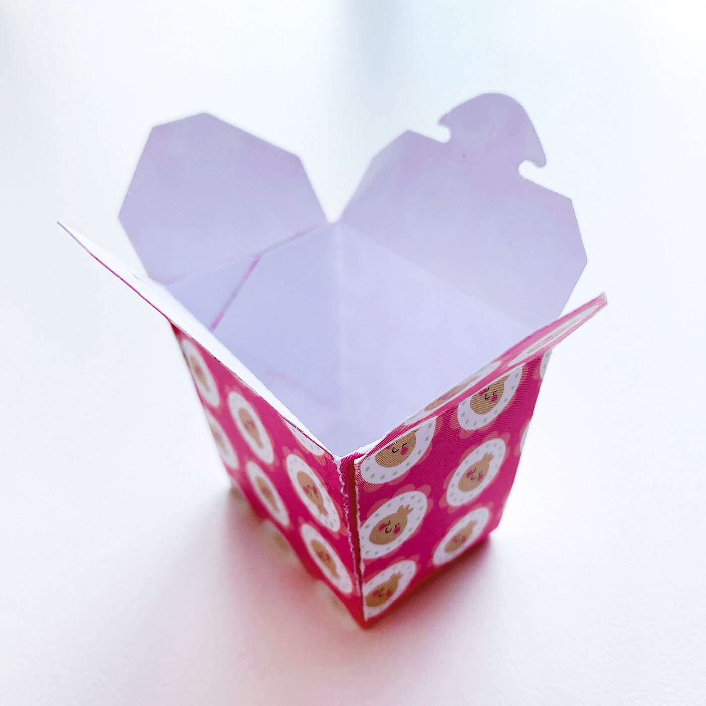 Catherine Pooler Die - CPD1147 Mini Take-Out Box