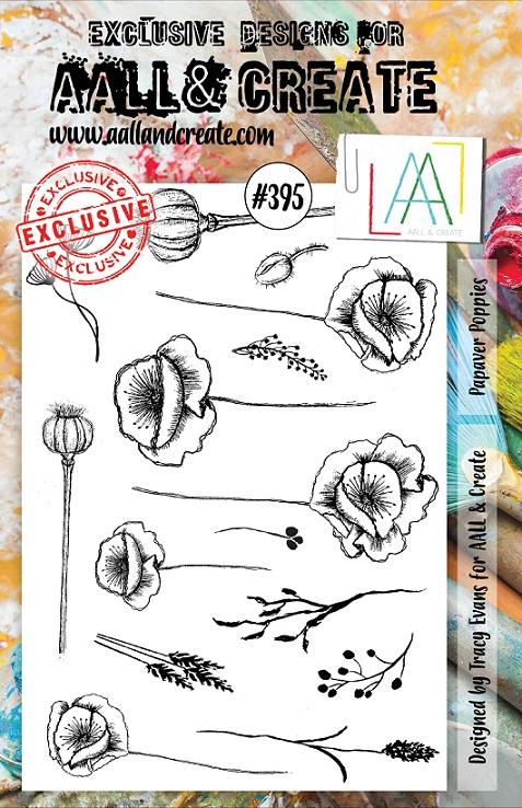 AALL & Create Stamp A5 - #395