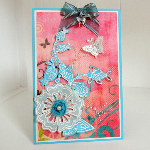 Marianne Design Collectable - COL1305 Two Flowers