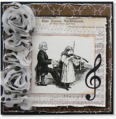 Marianne Design Creatables - LR0167 Musical Notes