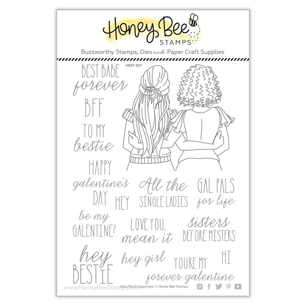 Honey Bee Stamps - Stamps Gal Pals