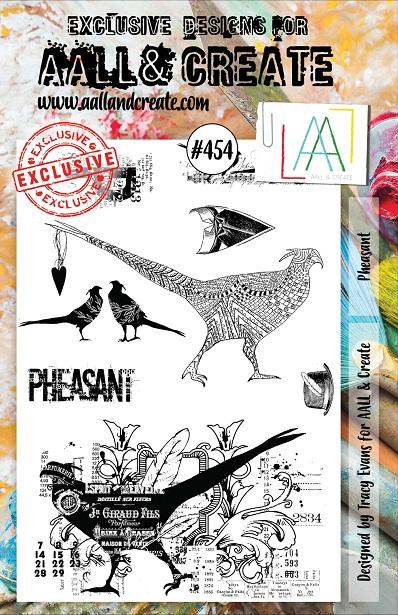 AALL & Create Stamp A5 - #454