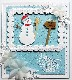 Creative Expressions Die - CED3146 Snowball