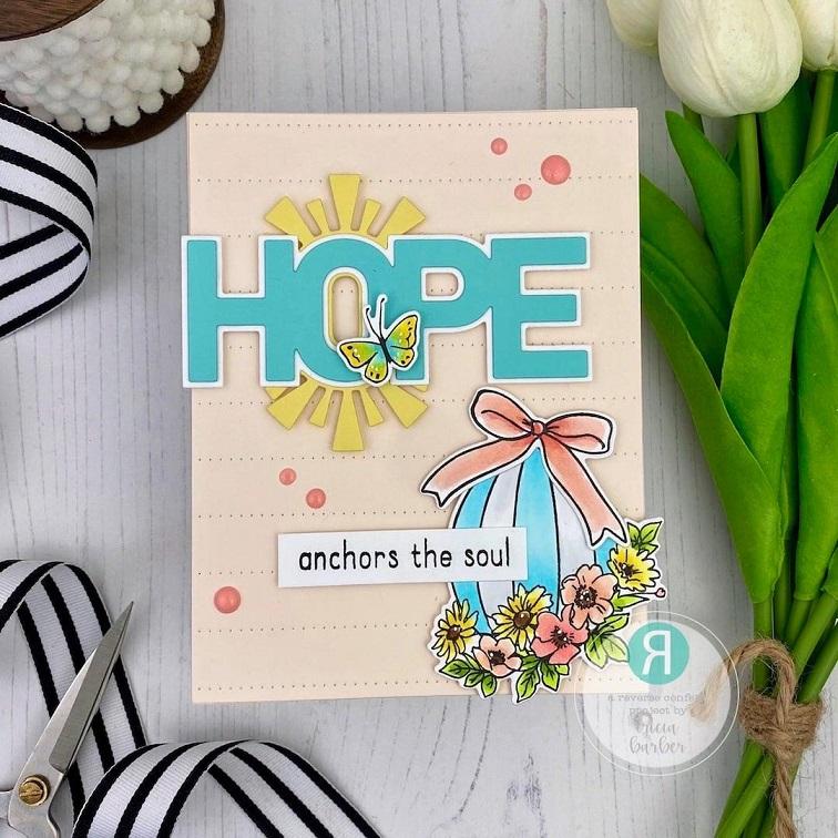 Reverse Confetti - Hope