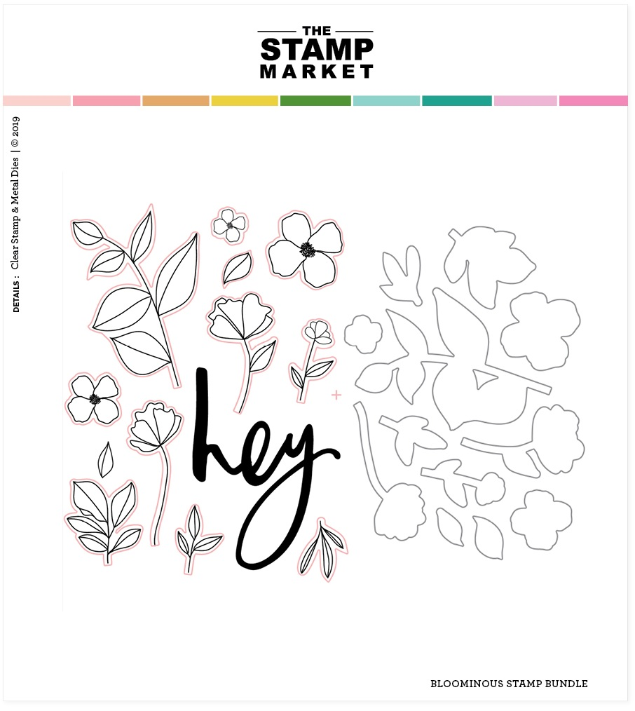 The Stamp Market セット♪ - Bloominous