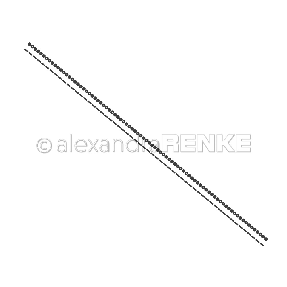Alexandra Renke Die - D-AR-Ba0008 Perforation