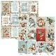 Mintay 6 x 6 Paper Set - MT-HFC-08 Home for Christmas