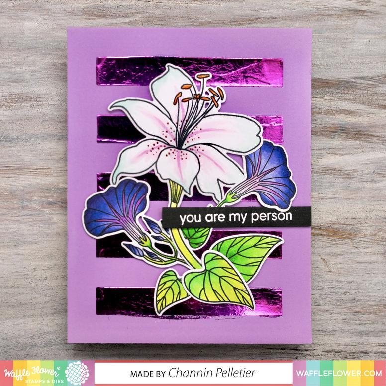 Waffle Flower Die - 310319 Shutters Panel