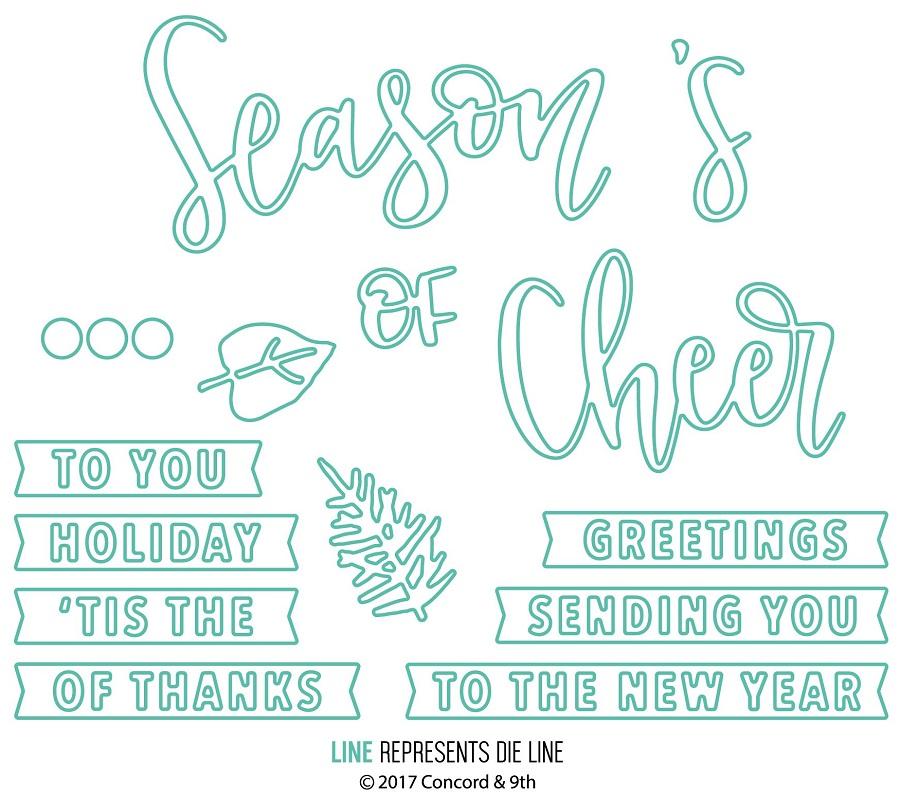 Concord & 9th Die - Season of Cheer
