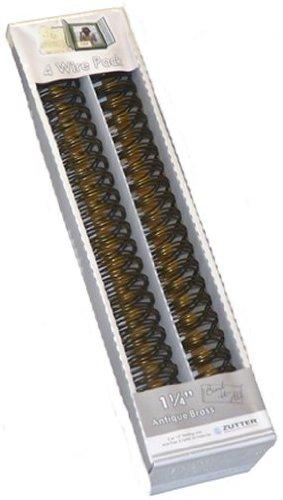 Zutter Owire 1 1/4(1.25)inch - 7578 Antique Brass