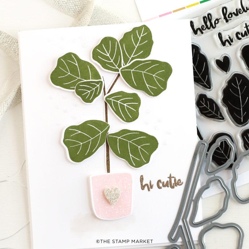 The Stamp Market セット♪ - Fiddle Leaf