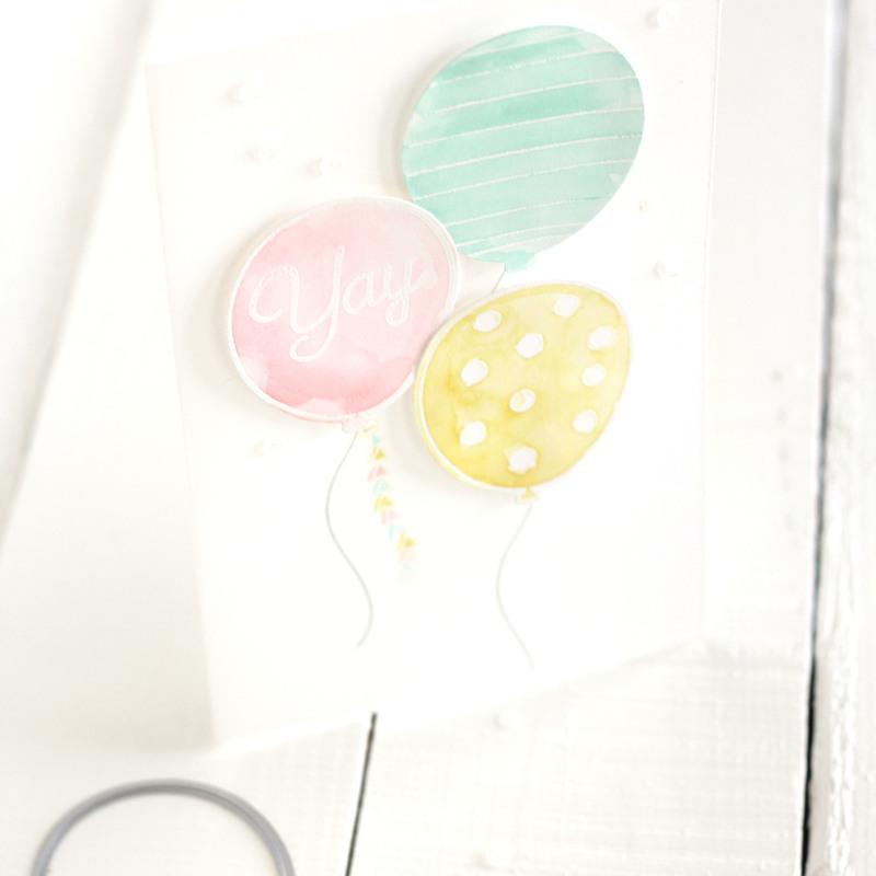 The Stamp Market セット♪ - Balloon Builder