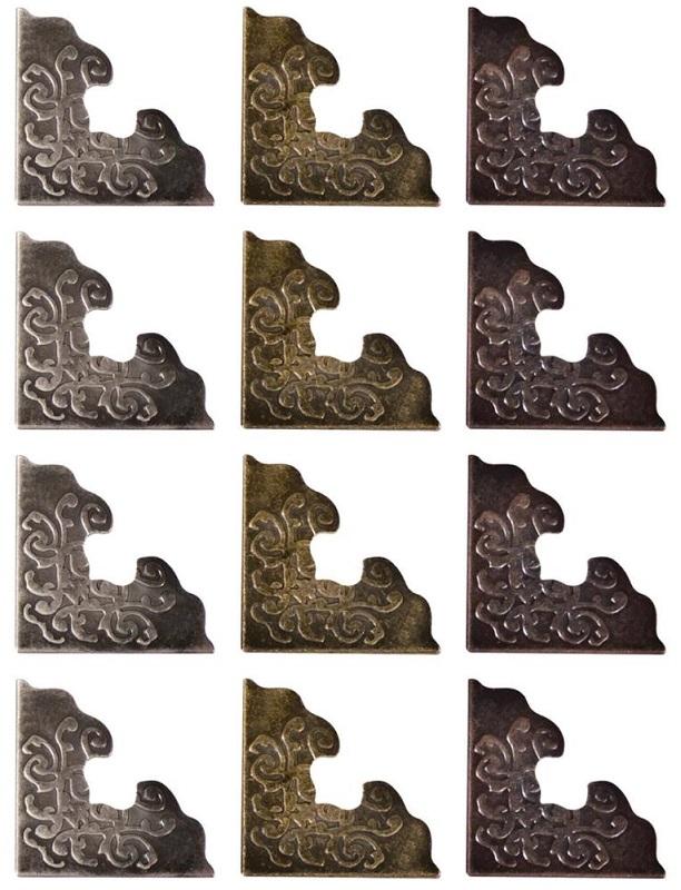 Tim Holtz  Idea-Ology - TH92789 Ornate Corners