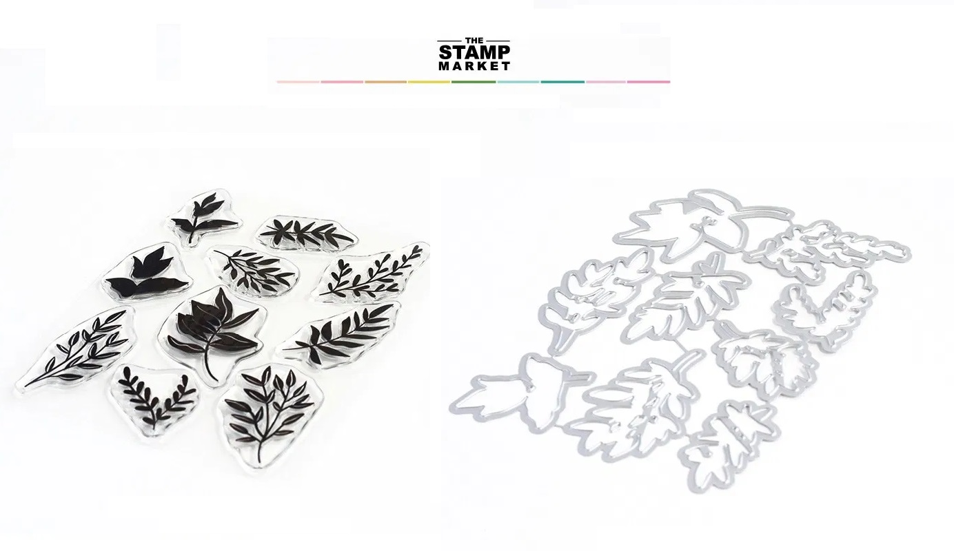 The Stamp Market セット♪ - Foliage