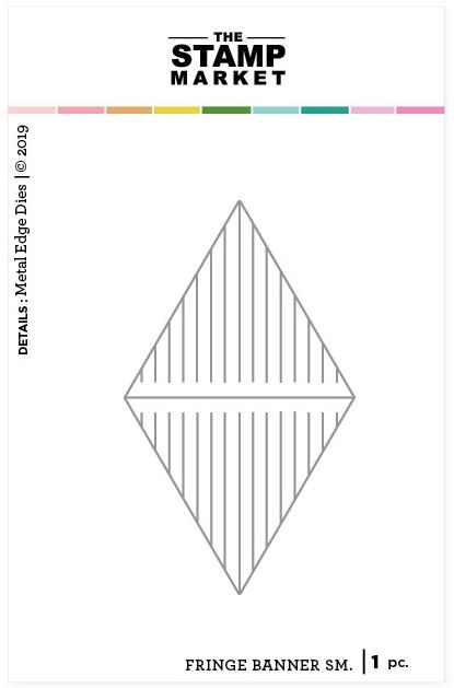 The Stamp Market Die - Fringe Banner (Sm)