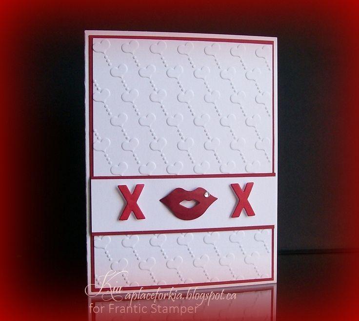 Frantic Stamper Precision Dies - 09717 Valentine Confetti