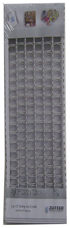 Zutter Owire 3/8(0.375)inch - 2662 White