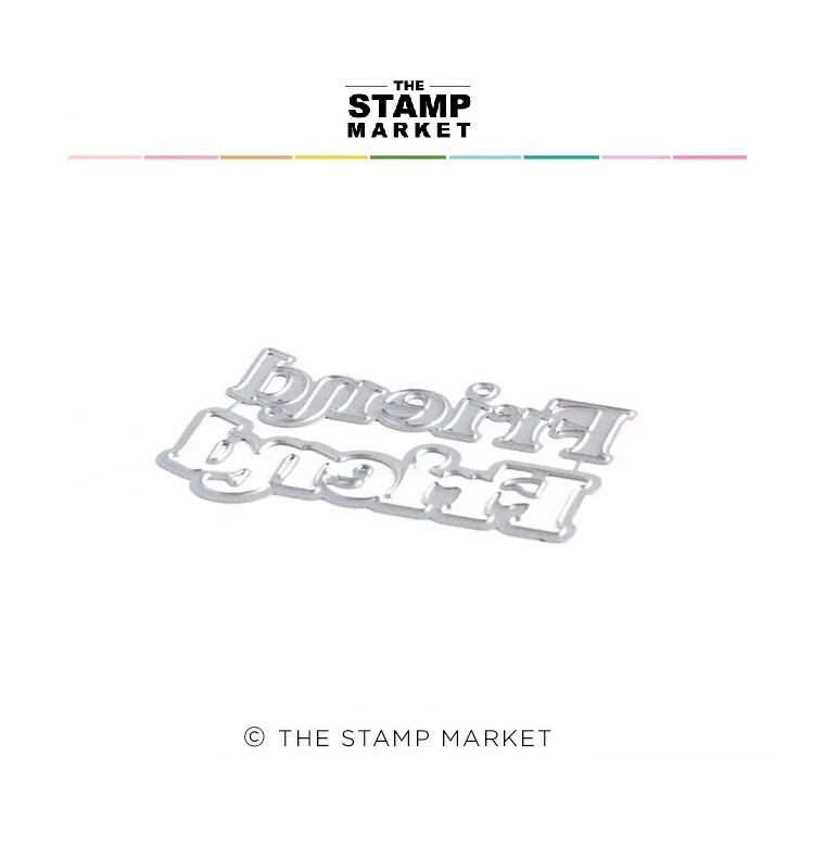 The Stamp Market Die - Friend